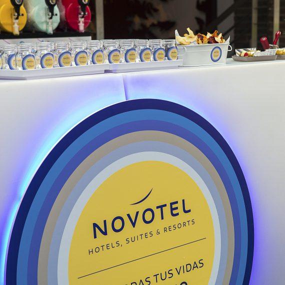 Evento Novotel Sergat