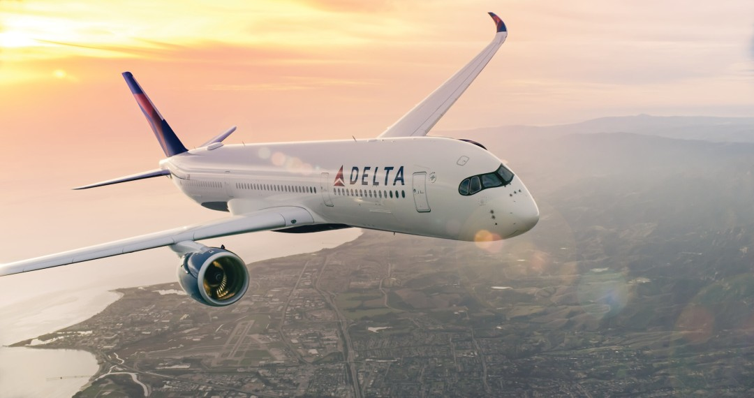Delta in the sky