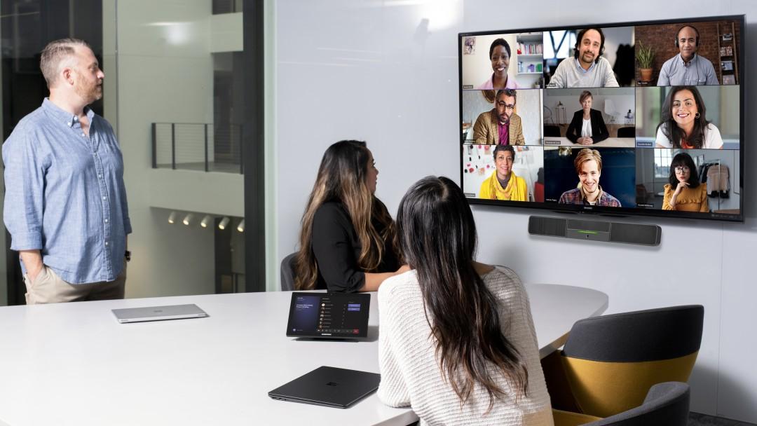 El futuro de las reuniones corporativas