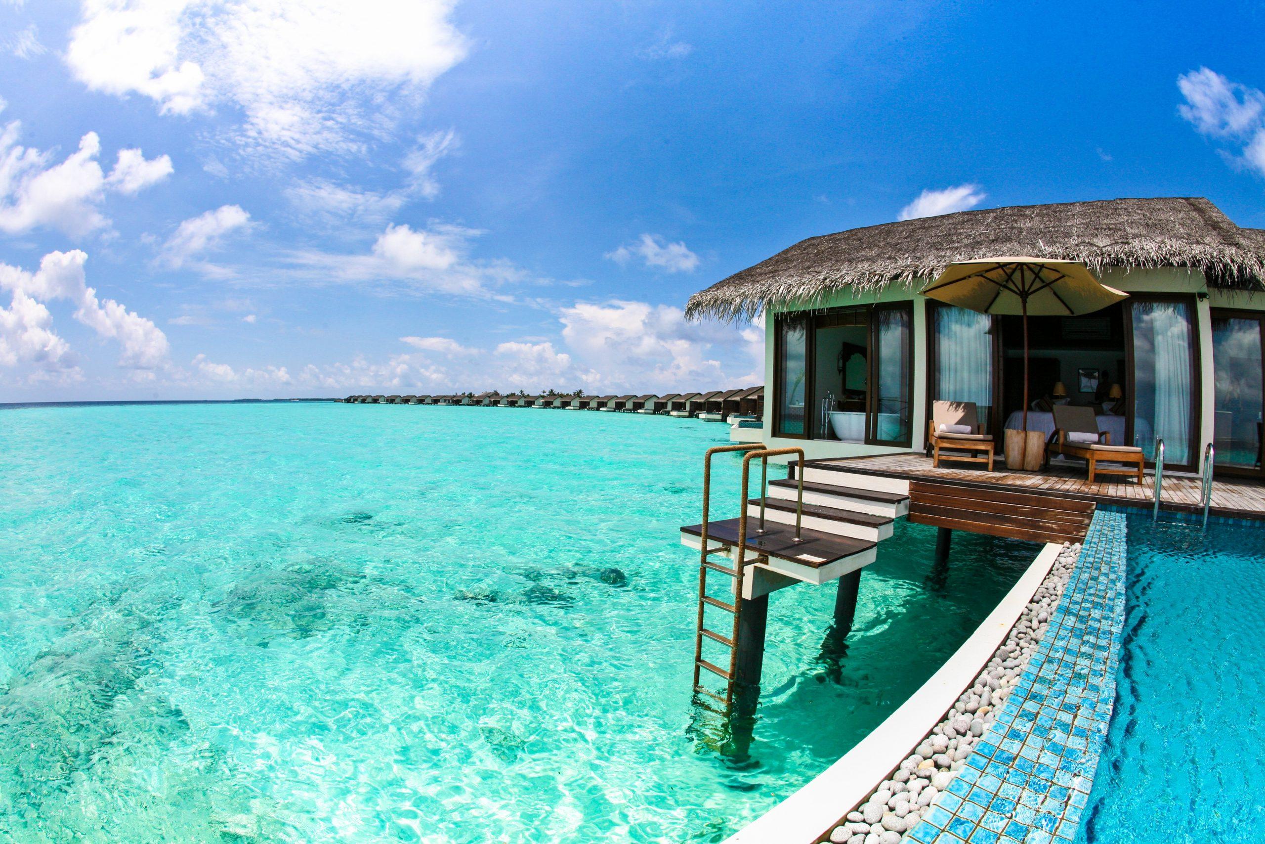 The Residence Maldives ha incorporado paneles solares