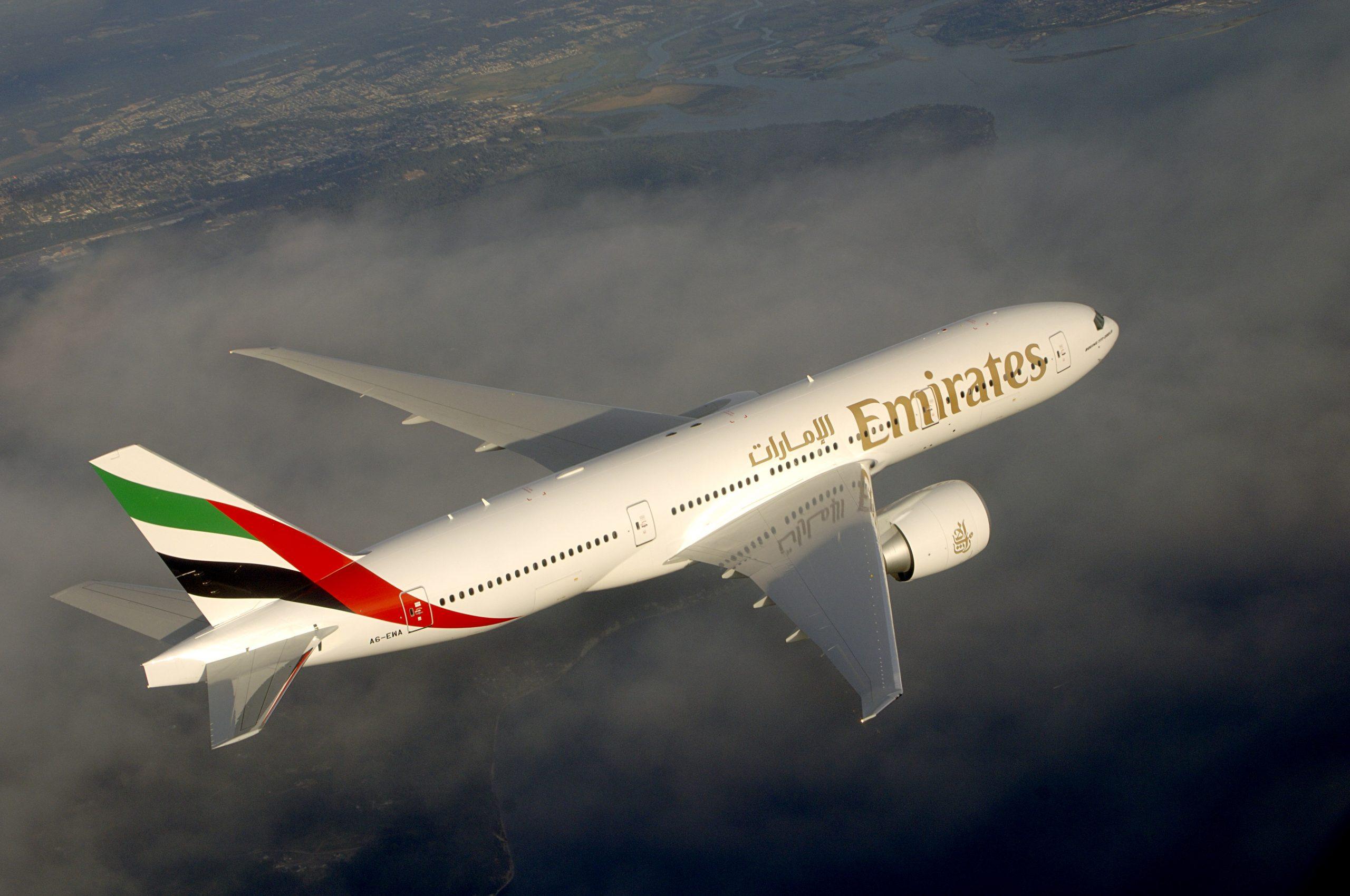 Emirates conecta BCN-MX