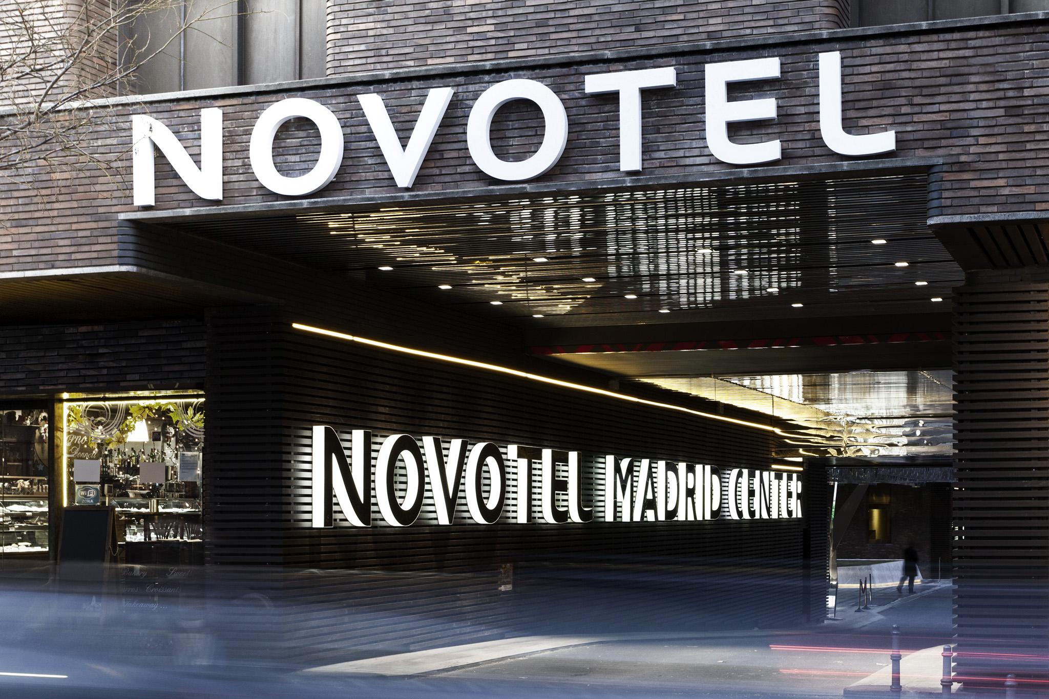 El Novotel más grande del mundo