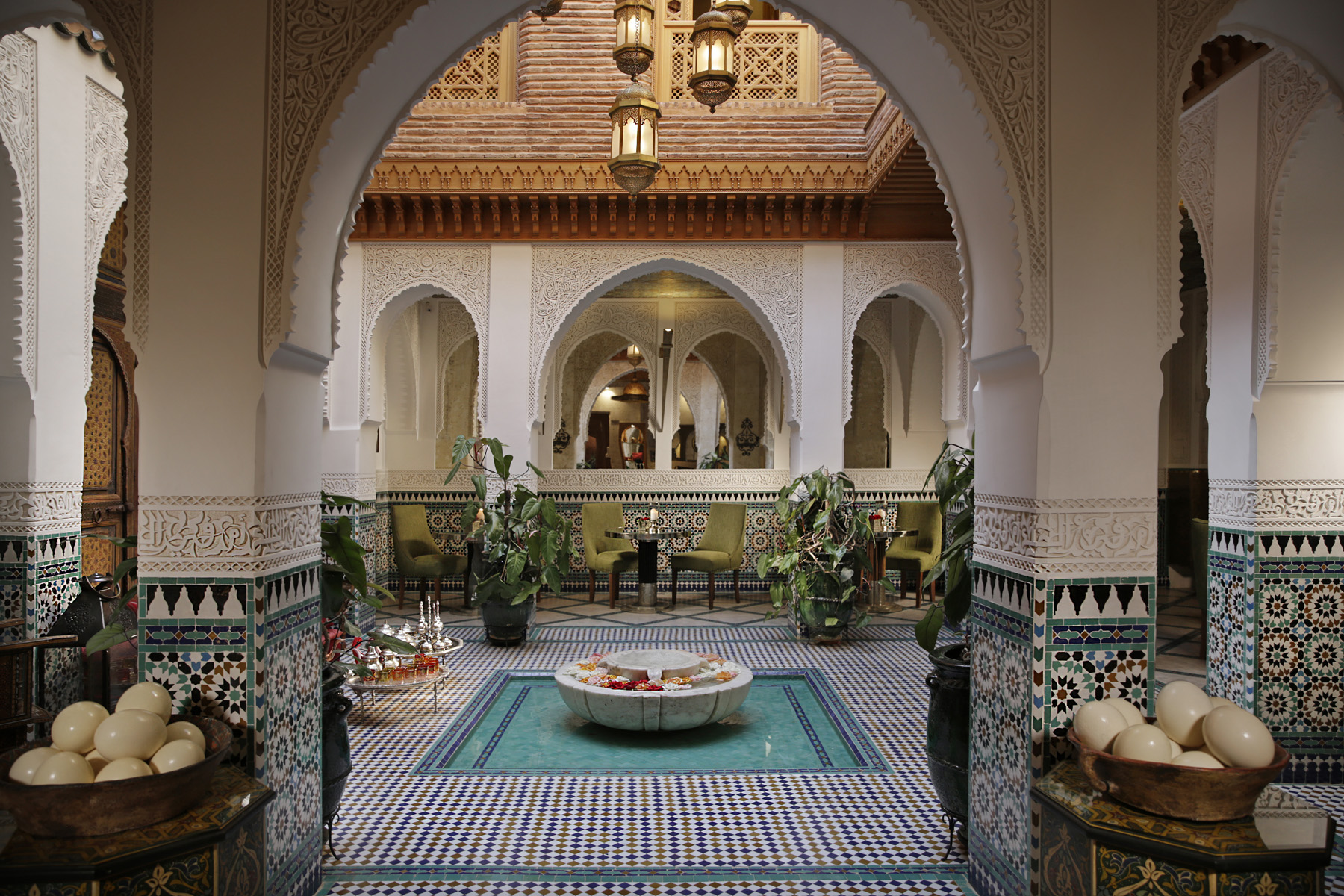 Nuevo hotel de Cenizaro en Marrakech