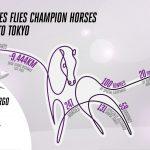 Infografía Emirates SkyCargo transporte animales