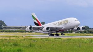 Modelo A380 Emirates