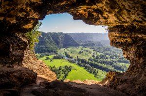 Vista naturaleza Puerto Rico