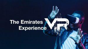 Emirates lanza la primera experiencia de realidad virtual de una aerolínea